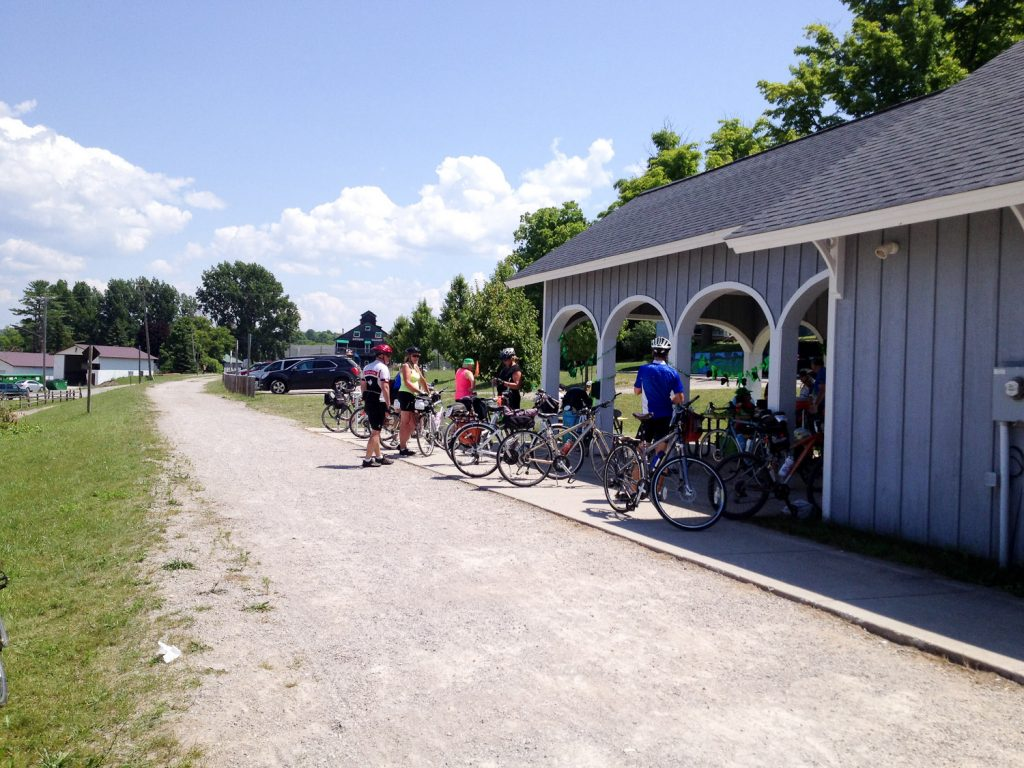 Michigander Bicycle Tour