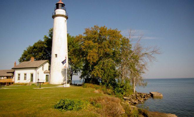 Pointe Aux Barque Lighthouse