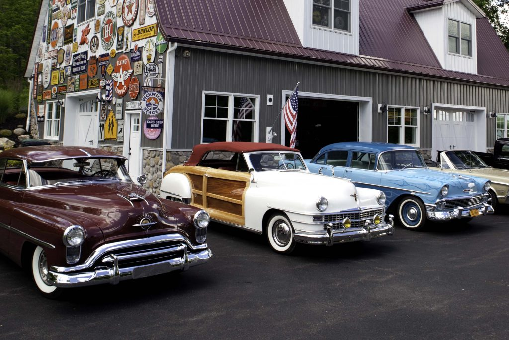 Car Museums in Michigan