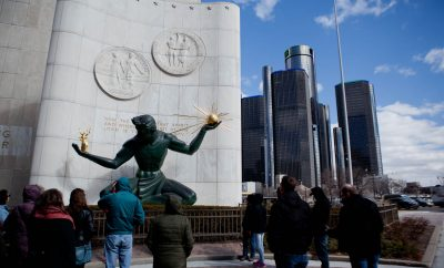 Tour of Downtown Detroit