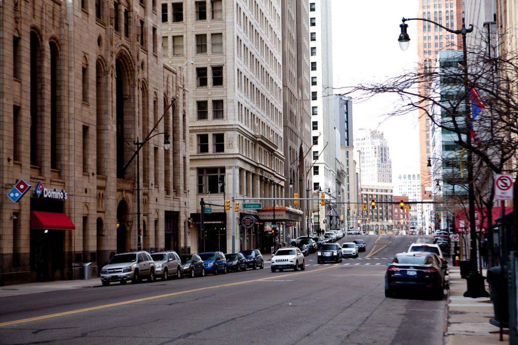 Tour of Downtown Detroit