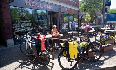 Bike Touring in Michigan