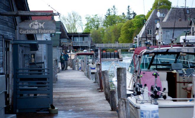 Michigan Destinations - Fishtown