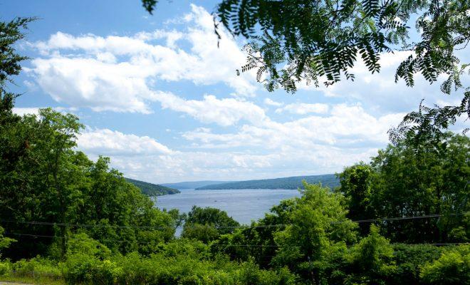 Bike Touring Upstate New York - Finger Lakes