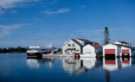Visiting Copper Harbor in Michigan's Upper Peninsul