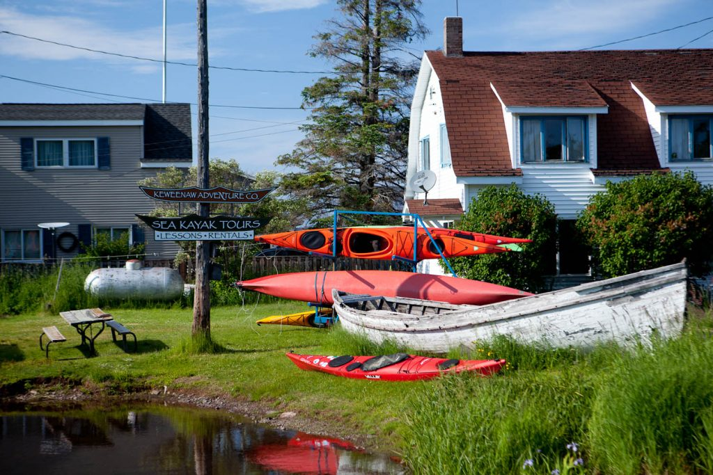 Visiting Copper Harbor in Michigan's Upper Peninsula