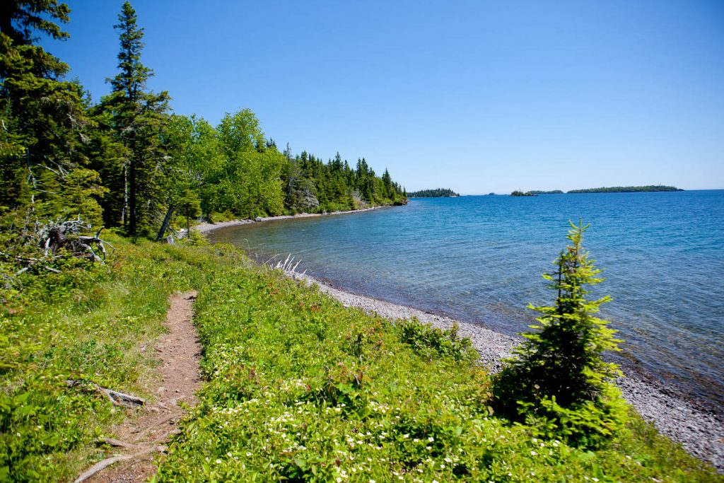 Backpacking Isle Royale