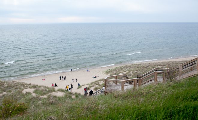 The Best Beach Towns In Michigan