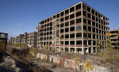 Detroit Packard Plant Tours