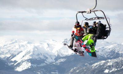 Children Ski Free