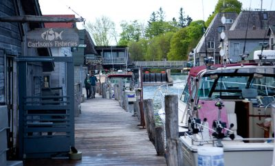 Michigan Destinations - Fishtown