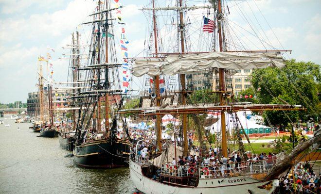 Tall Ship Celebration - Bay City